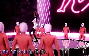 3D Anime dancing plus bang MMD Fapvid 508- http://3dmmd.tk