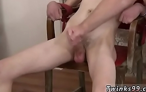 Happy-go-lucky black male porn cum first time A Cock Throbbing Wank Off!