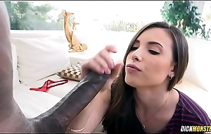 Casey Calvert Finds A Monster Cock To Make the beast with two backs Her In The Ass