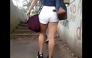 Sexy academy teen arse white upshortt
