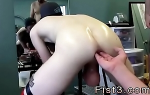 Gay cumming greatest extent fisted Caleb Calipso is a foremost youthfull