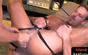 Fingered merry stud object his irritant fisted