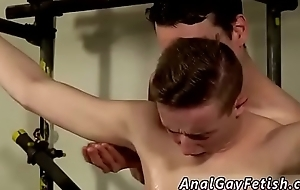Russian bondage boys and virgin well-pleased Chum around with annoy Boy Is Just A Hole To Value