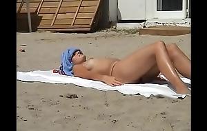 Beach peeping tom part 20