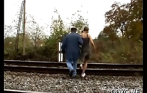Barely forcible slut can't live without grandpapa out of reach of her coevals