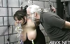 Amateur mature mad bondage xxx scenes in hurtful scenes
