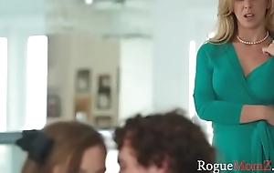 Nourisher steals daughter'_s unfaithful bf WTF- Cherrie De Ville