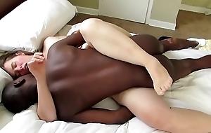 Floozy wife loves BBC. Interracial leman