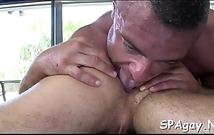 Wild anal bangings in hardcore doggy style with homo guys