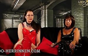 Sklavenbewerbung bei den sadistischen dominanten Herrinnen
