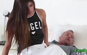 Supportive Daddy Whim Sex Young gentleman - FamilySTROKE.net HD Porn