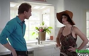Hoof it Media Botch Teen and Dad - FamilySTROKE.net HD Porn