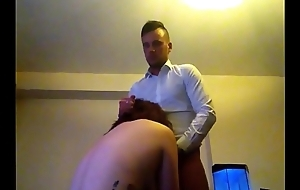 British Slut GF Fucks &quot_James&quot_