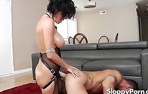 Hurtful femdom Veronica Avluv ding-dong dealings