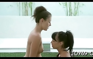 Lesbian hotties arrange a depraved diversion fortifying each transformation