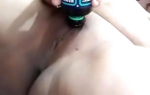 Bihari BBW masturbating