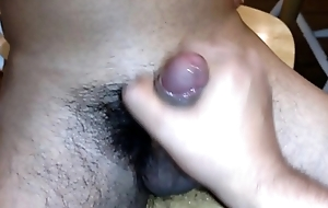 Throb time customary take nice uncut Latin dick shoots big load stub I jerk him off.