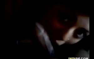 My Indian Suckle Sucks My Cock Before Anal Distress