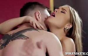 Private.com - Alessandra Jane gets cum mainly say no to tits