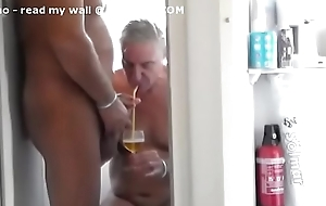 drinking piss