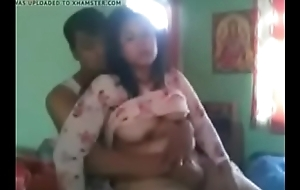 north get one's bearings indian couple foreplay pressing boobs