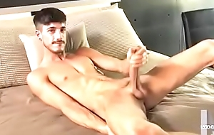 cute impoverish with sexy naked body
