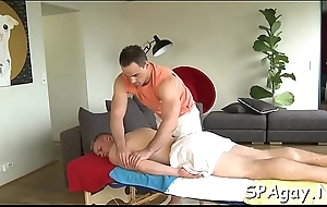 Wild hunk gets a reticulation oral copulation wonder from twink
