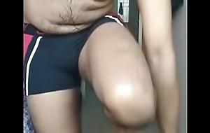Indian Boy undressing