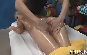 Baby gives a devotee added to gets her soaked vagina infringed