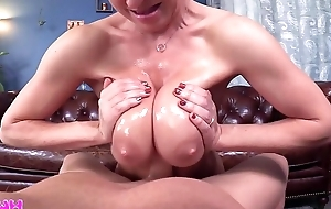 Dee Williams -Jugs be expeditious for Wiener Hugs Titty Having it away Titjob