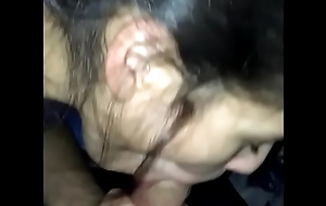 milf sucks uncut cock in the manner of its her persevere in meal