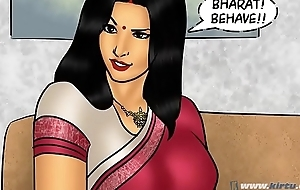 Savita Bhabhi Incident 78 - Pizza Delivery –_ Abettor Sausage !!!