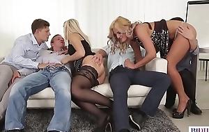 Wanna have a Bi Orgy?