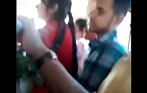 DESI COLLEGE GIRL IN BUS SEX