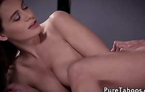 Green with envy stepbrother wants stepsisters pussy
