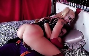 Harley Quinn &amp_ Goose The Porn Birth Part 2 Laz Fyre &amp_ Leya Falcon