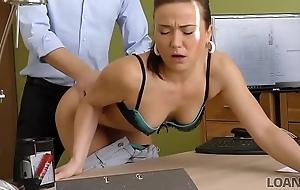 LOAN4K. Promovida a una clase talented en sexo