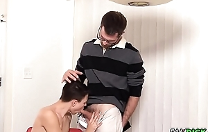 Blah Twink Bottom Fucked By Horny Stepdad