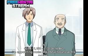 Chock-a-block Hentai - Docter is Fucking hammer away entirety Nurse staff