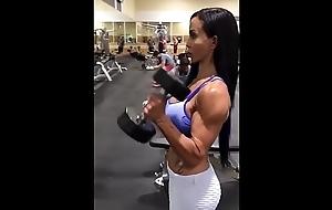 Jewels Jade Curriculum vitae Her Biceps