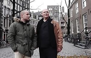 Dutch prostitute riding